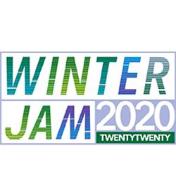 Winter Jam 2020 Logo
