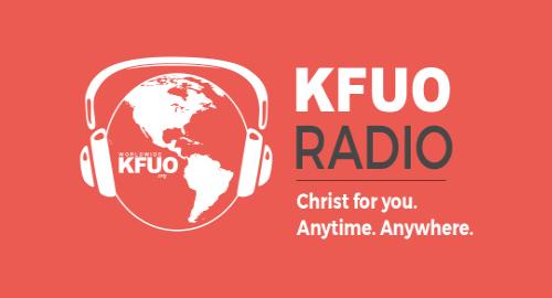 KFUO Radio Logo